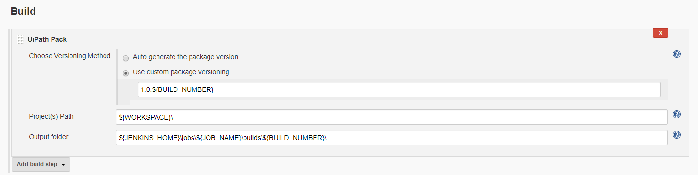 Jenkins Plugin for UiPath - Public Preview | UiPath Go!